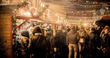 8 favourite Holiday markets in New York